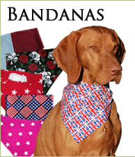 Goto the Dog Bandanas shop now