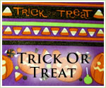 KocoKookie Halloween Bandanas - Trick Or Treat