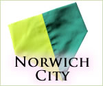 KocoKookie Football Bandanas - Norwich City