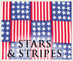 KocoKookie Flags Bandanas - Stars And Stripes