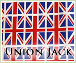 KocoKookie Flags Bandanas - Union Jack